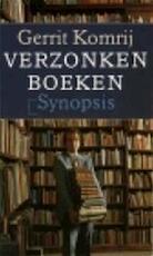 Verzonken boeken - G. Komrij (ISBN 9789029527194)