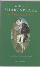 Sonnetten - William Shakespeare (ISBN 9789061004448)