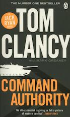 Command Authority - Tom Clancy (ISBN 9780718179212)