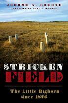 Stricken Field - Jerome A. Greene (ISBN 9780806137919)