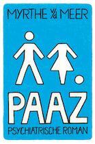 Paaz - Myrthe Van Der Meer (ISBN 9789044336672)