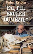 Faut-il brûler Dumézil? - Didier Eribon (ISBN 9782080667090)