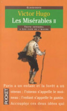 Les misérables - Victor Hugo (ISBN 9782266083096)