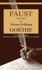 Faust - Johann Wolfgang Von Goethe (ISBN 9780553213485)