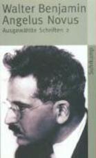 Angelus Novus - Walter Benjamin (ISBN 9783518380123)