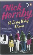 A Long Way Down - Nick Hornby (ISBN 9780241950234)