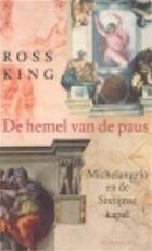 De hemel van de paus - Ross King (ISBN 9789023404347)