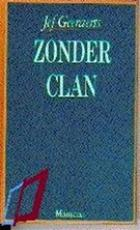 Zonder clan - Jef Geeraerts (ISBN 9789022308721)