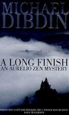 A long finish - Michael Dibdin (ISBN 9780571197194)