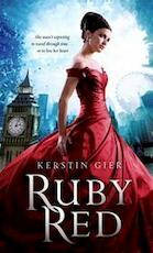 Ruby Red - Kerstin Gier (ISBN 9780312551513)