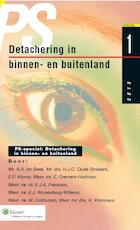 Detachering in binnen- en buitenland - A.H. ter Beek (ISBN 9789013115147)