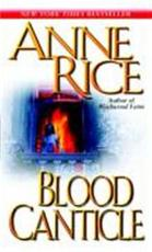 Blood Canticle - Anne Rice (ISBN 9780345443694)