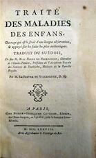 Traité des Maladies des Enfans - Nils Rosen de Rosenstein