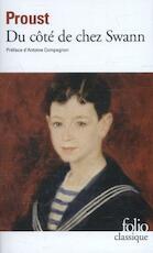 Du côté de chez Swann - Marcel Proust (ISBN 9782070379248)