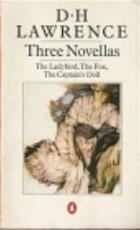 Three Novellas - David Herbert Lawrence (ISBN 9780140014839)