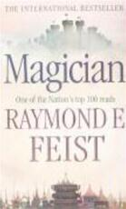 Magician - Raymond E. Feist (ISBN 9780586217832)