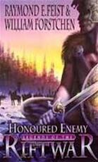 Honoured enemy - Raymond E. Feist, William R. Forstchen (ISBN 9780006483885)