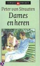Dames en heren - Peter van Straaten (ISBN 9789041330802)