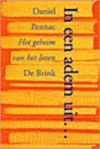 In een adem uit... - Daniel Pennac (ISBN 9789021671017)