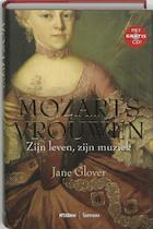 Mozarts vrouwen + CD - J. Glover (ISBN 9789078230021)