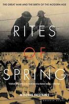 Rites of spring - Modris Eksteins (ISBN 9780395937587)