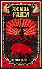 Animal farm - George Orwell (ISBN 9780141036137)