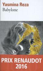 Babylone - Yasmina Reza (ISBN 9782072733086)