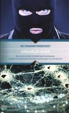 Het Washingtondecreet - Jussi Adler-Olsen (ISBN 9789044618198)