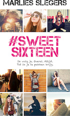 #SweetSixteen - Marlies Slegers (ISBN 9789020632194)