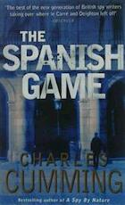 The Spanish Game - Charles Cumming (ISBN 9780141017839)