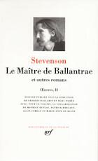 Le Maître de Ballantrae - Robert Louis Stevenson (ISBN 2070112691)