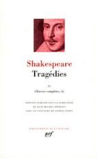 Tragédies II - William Shakespeare (ISBN 2070113639)