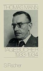 Tagebücher 1933 - 1934 - Thomas Mann (ISBN 9783100481894)