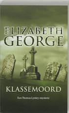 Klassemoord - Elizabeth George (ISBN 9789022987216)