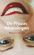 De Prozac Monologen - M. Janssen (ISBN 9789055945320)