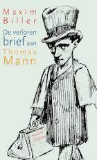 De verloren brief aan Thomas Mann