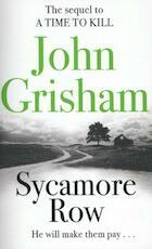 Sycamore Row - John Grisham (ISBN 9781444779547)