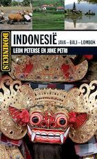 Indonesie: Java - Bali - Lombok - Leon / Petri Peterse (ISBN 9789025750619)