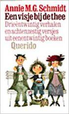 Een visje bij de thee - Annie M.G. Schmidt (ISBN 9789021481418)