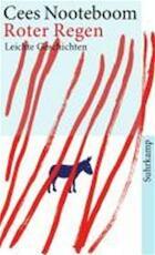 Roter Regen - Cees Nooteboom (ISBN 9783518462461)
