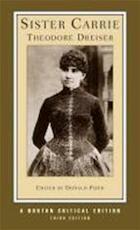 Sister Carrie 3e (NCE) - Theodore Dreiser (ISBN 9780393927733)