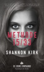 Methode 15/33 - Shannon Kirk (ISBN 9789462532922)