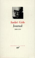 Journal 1889-1939 - A. Gide
