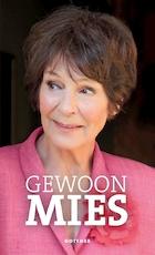 Gewoon Mies - Mies Bouwman (ISBN 9789025768232)