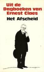 Het afscheid - Ernest Claes (ISBN 9789061524113)