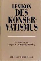 Lexikon des Konservatismus - Caspar von Schrenck-Notzing (ISBN 9783702007607)