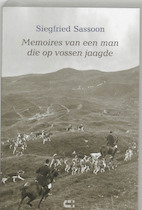 Memoires van een man die op vossen jaagde - Siegfried Sassoon (ISBN 9789074328593)