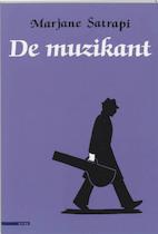 De muzikant - Marjane Satrapi (ISBN 9789045013626)
