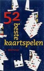 52 beste kaartspelen - L. Martinus (ISBN 9789038906003)