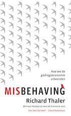 Misbehaving - Richard Thaler (ISBN 9789047011637)